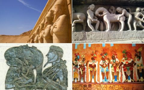 10 сексуальных традиций древ…