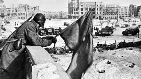 Сталинградская битва: воспом…