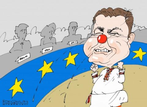 Нокдаун Украины в ПАСЕ: к че…