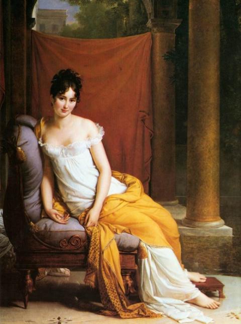 Капризная мода XIX века