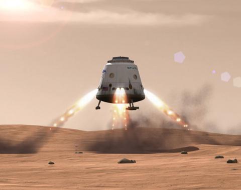 Илон Маск: «Первым пассажира…