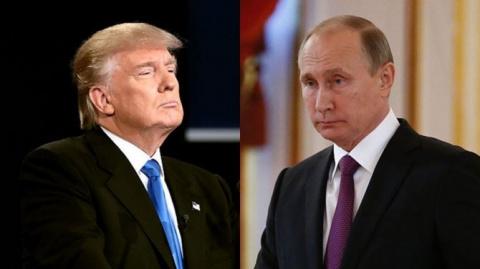 Если Путин и Трамп не догово…