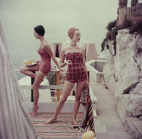 Пляжная мода: уникальные фот…