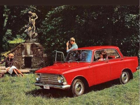 От «Москвича» до LADA: самые любопытные машины Ижевского автозавода