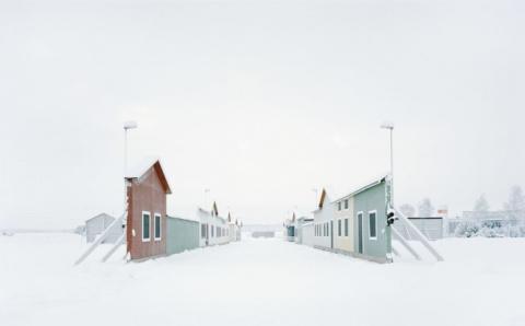 Современные «Потёмкинские деревни»