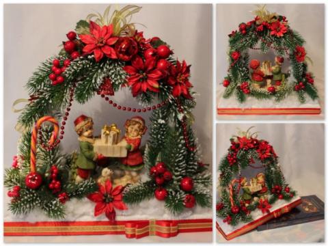 Красивейший новогодний декор! (море не сложных в исполнении идей!)