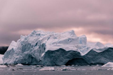 Красота Гренландии