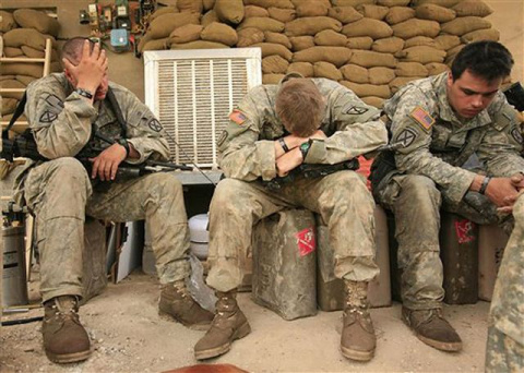 Александр Роджерс: Нищие солдаты Запада