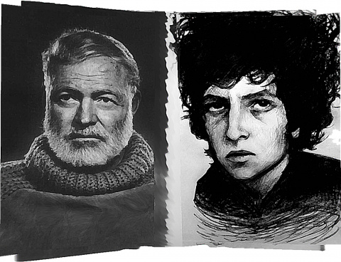 Хемингуэй vs Дилан