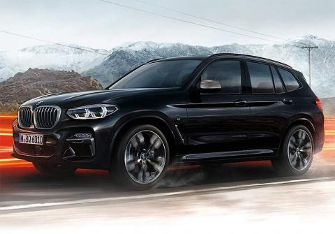 Раскрыта внешность нового BMW X3