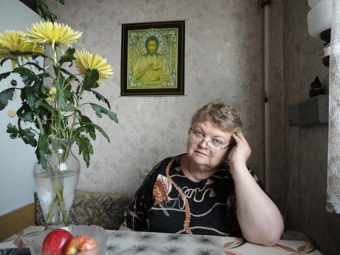 Галина Колосова