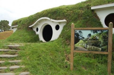 Парк Хоббитон – новое место притяжения туристов