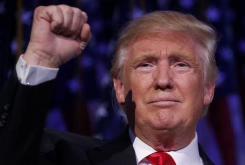 Андрей Ваджра: Трамп – это в…