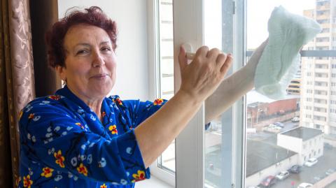 Бабушкины сказки об уборке