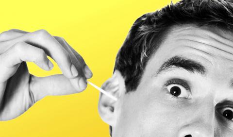 Научный подход к чистке ушей