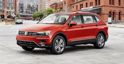 Сколько будет стоить новый Volkswagen Tiguan?