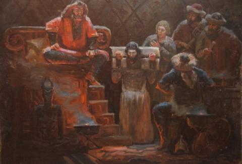 СКАЗАНИЕ ОБ УБИЕНИИ В ОРДЕ КНЯЗЯ МИХАИЛА ЧЕРНИГОВСКОГО И ЕГО БОЯРИНА ФЕОДОРА