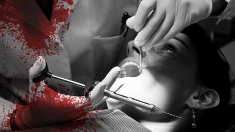 Фонтан крови. Фельдшер — о п…