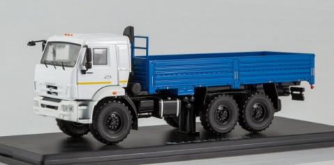 КамАЗ начал продажи масштабных моделей грузовиков
