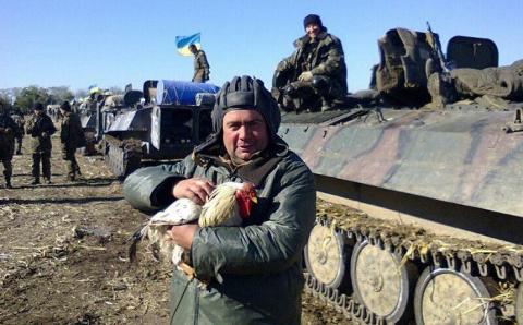 Восемь бойцов ВСУ взлетели в…