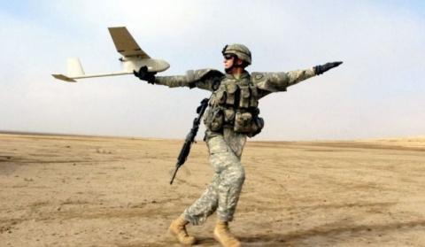 Reuters: Американские дроны …