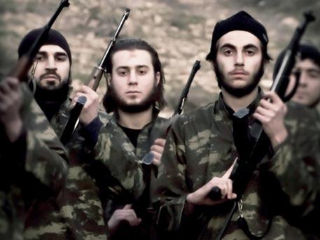 Примкнувшие к ИГ боевики зах…