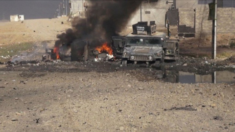 Битва за Мосул. 05.11.2016