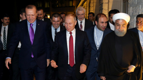 Путин хочет большего.