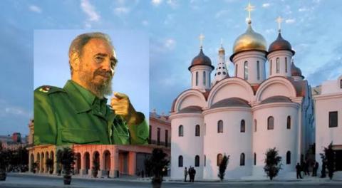 «Я буду комиссаром этой стройки!» Как Фидель на Кубе русский православный храм возводил