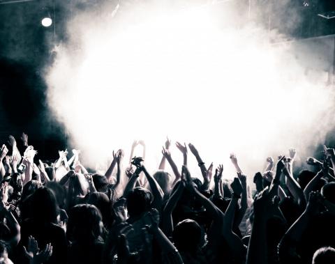 Участников концерта группы «…