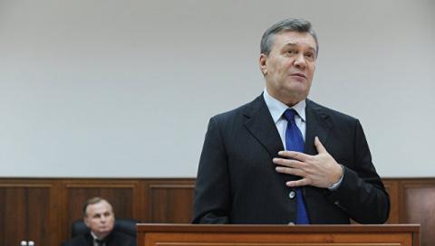 Янукович обратился с письмом…