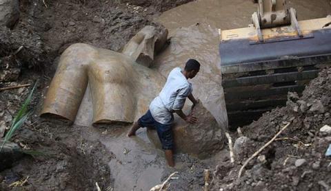 В Каире сделали поразительную археологическую находку