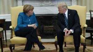 Трамп сообщил об «огромном» долге Германии перед США и НАТО