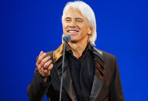 Оперный певец Дмитрий Хворостовский отмечает юбилей
