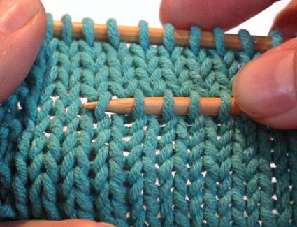 Техника вязания. Подборка  3.2