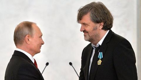 Кустурица: Путин применяет в политике методы дзюдоиста