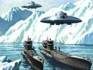 Страшные тайны секретной военной базы Третьего Рейха в Антарктиде