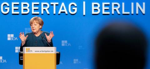 Рикошет  по бизнесу Германии