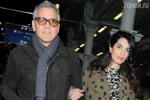 У Джорджа Клуни возникли раз…