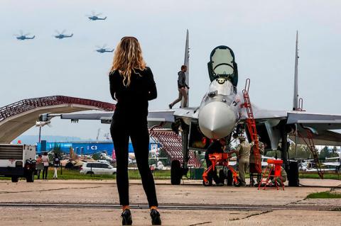 Россия в ходе МАКС-2017 закл…