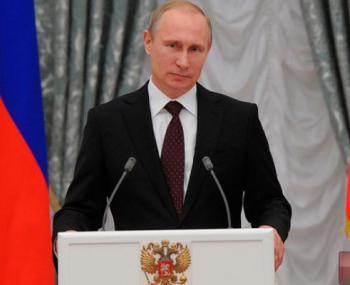 Стала известна реакция Путин…