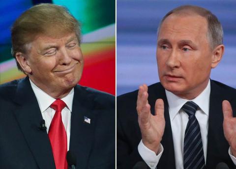 О чем говорили президент РФ и США?