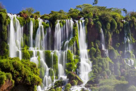 Топ-10 самых красивых водопа…