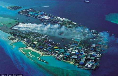 Такие Мальдивы вы ещё не вид…
