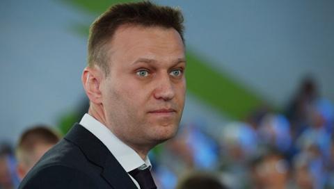 Навального арестовали на 30 …