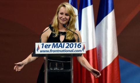 Марион Ле Пен: «Части пазла …