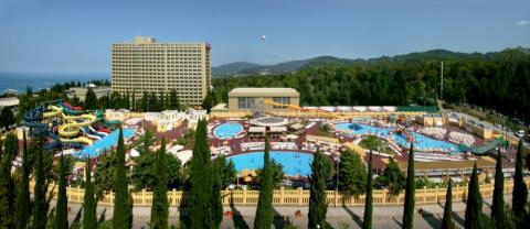 Отдых в отелях Сочи подорожа…