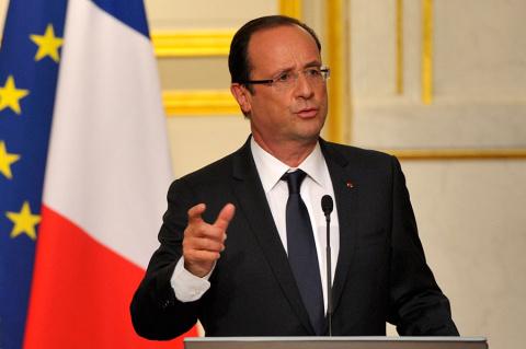 Франсуа Олланд опасается киб…