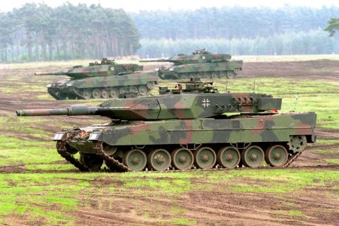 Менее половины немецких танк…