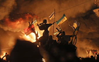 В Киеве новый Майдан: Радика…